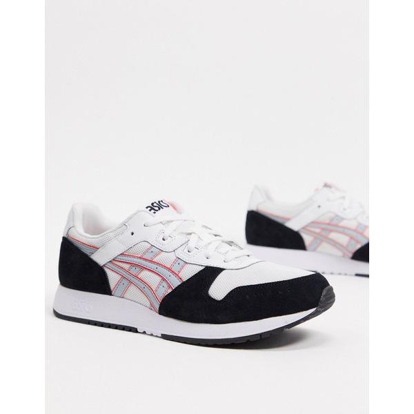 アシックス メンズ スニーカー シューズ Asics SportStyle classic lyte sneakers in white White