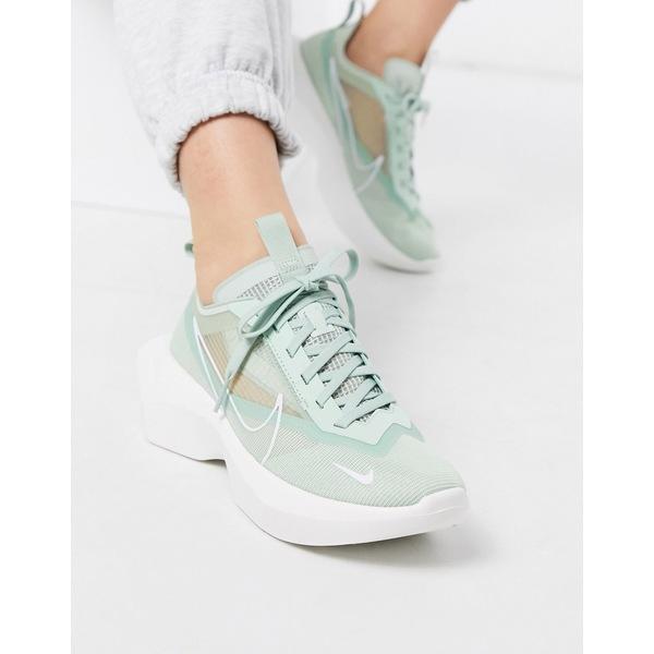 ナイキ レディース スニーカー シューズ Nike Vista Lite sneakers in soft green Pistachio
