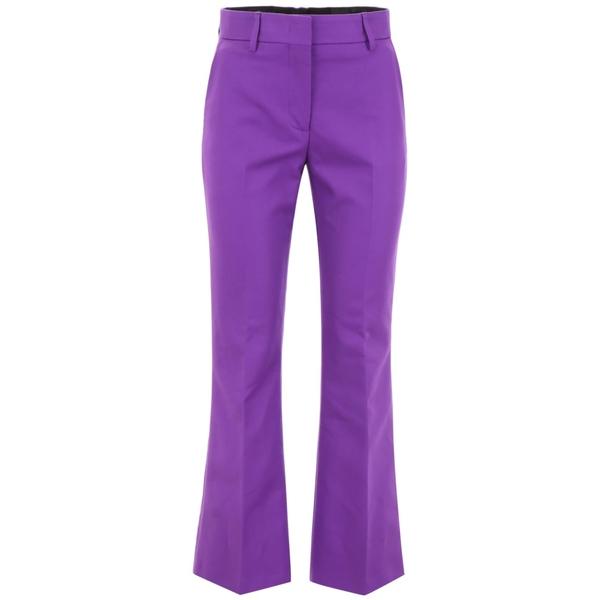 エムエスジイエム レディース カジュアルパンツ ボトムス MSGM Cropped Trousers -