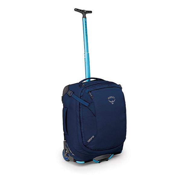 オスプレー レディース ボストンバッグ バッグ Osprey Ozone 19.5 Inch Travel Pack Buoyant Blue
