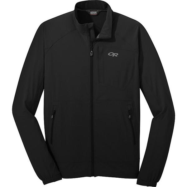 アウトドアリサーチ メンズ ジャケット&ブルゾン アウター Outdoor Research Men's Ferrosi Jacket Black