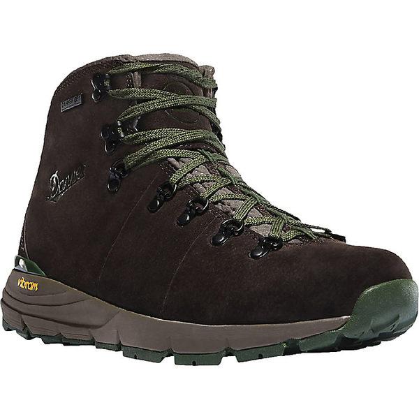 ダナー メンズ ブーツ&レインブーツ シューズ Danner Men's Mountain 600 4.5IN Boot Dark Brown / Green