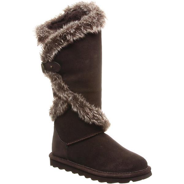 ベアパウ レディース ブーツ&レインブーツ シューズ Bearpaw Women's Sheilah Boot Chocolate II
