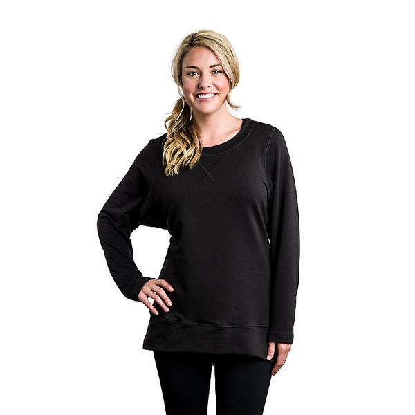 ストーンウェアデザイン レディース シャツ トップス Stonewear Designs Women's Traverse Tunic Black