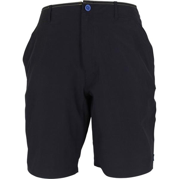 アフコ メンズ ハーフ&ショーツ ボトムス AFTCO Men's Cloudburst Fishing Shorts Black