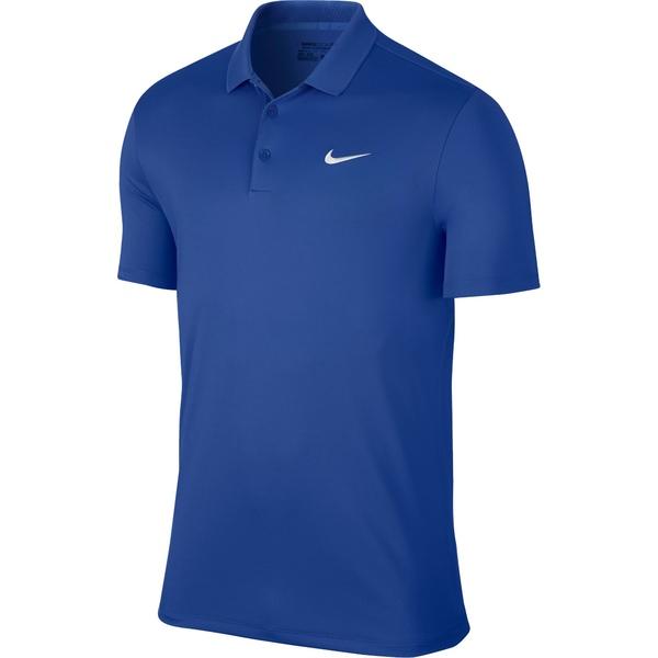ナイキ メンズ シャツ トップス Nike Men's Victory Solid Golf Polo GameRoyal