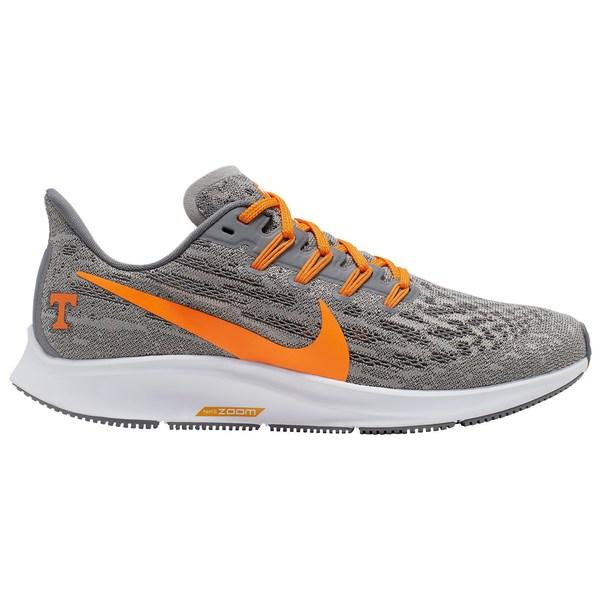ナイキ レディース スニーカー シューズ Nike Women's Tennessee Air Zoom Pegasus 36 Running Shoes GreyOrange