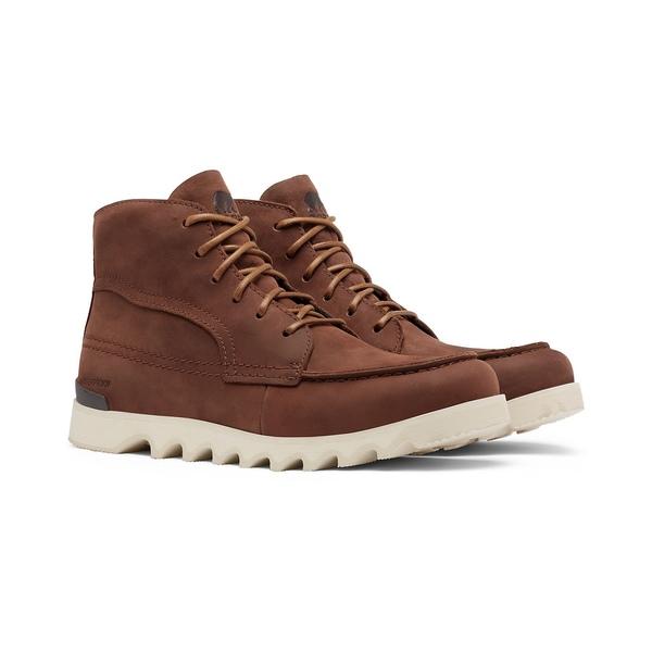 ソレル メンズ シューズ ブーツ 特価 レインブーツ Burro Moc-Toe 特価キャンペーン Kezar Boots Men's 全商品無料サイズ交換