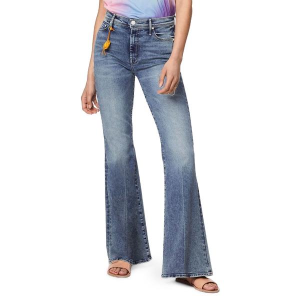 マザー レディース カジュアルパンツ ボトムス MOTHER The Super Cruiser High Waist Flare Jeans (Laws of Attraction) Laws Of Attraction