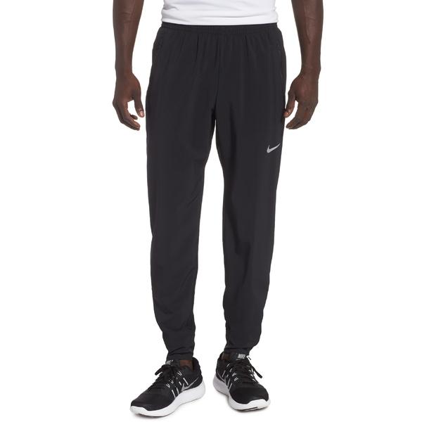 ナイキ メンズ カジュアルパンツ ボトムス Nike Essential Woven Track Pants Black