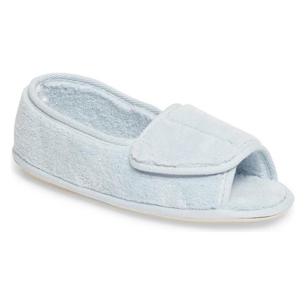 ダニエル・グリーン レディース サンダル シューズ Daniel Green Tara II Slipper (Women) Blue Fabric