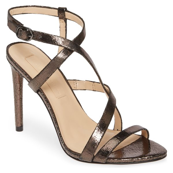 イマジン ヴィンス カムート レディース サンダル シューズ Imagine by Vince Camuto Ramsey Strappy Sandal (Women) Warm Anthracite Leather