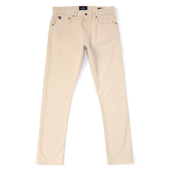 クレミュ メンズ カジュアルパンツ ボトムス Milan Garment-Dyed 5 Pocket Pants String