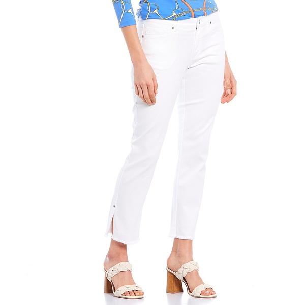 ジェーマクラフリン レディース カジュアルパンツ ボトムス Solid Teagan Pants White