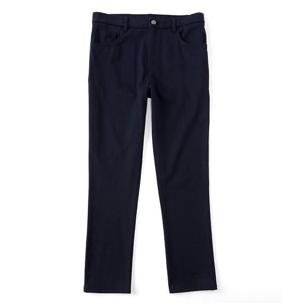 ハートシャファネールマークス メンズ カジュアルパンツ ボトムス 5-Pocket Knit Pants Navy
