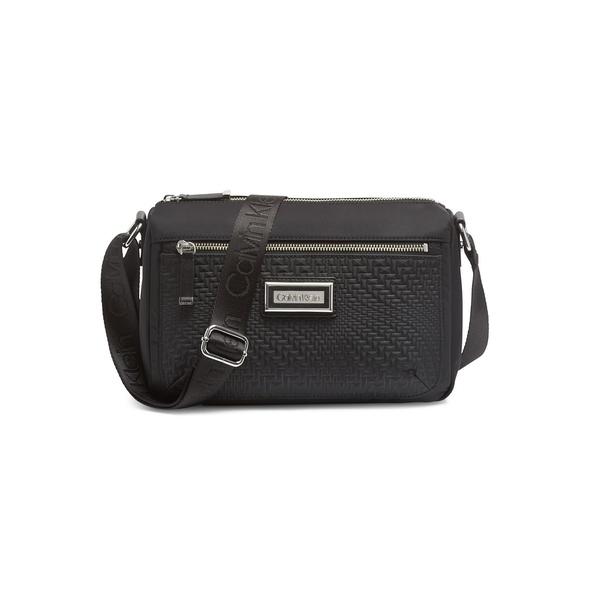 カルバンクライン レディース ハンドバッグ バッグ Adjustable Crossbody Bag Black