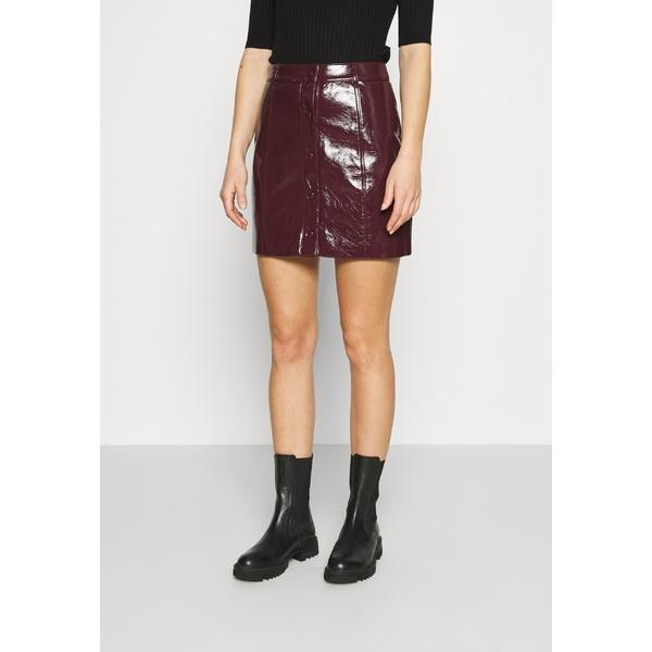 グラマラス レディース ボトムス スカート burgundy 全商品無料サイズ交換 vuxb0158 セール A-line - skirt SKIRT ☆正規品新品未使用品
