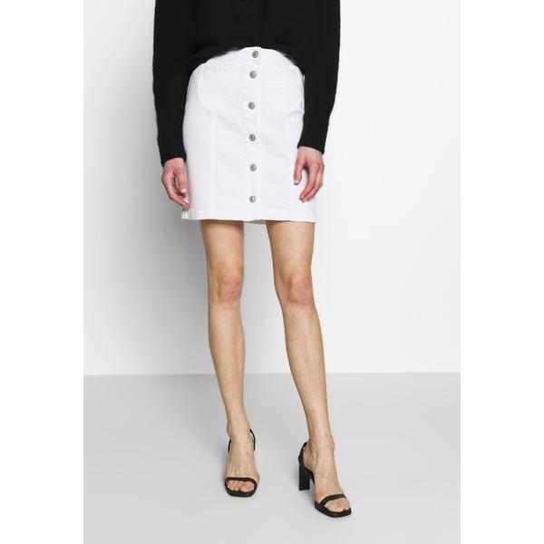 エル 新商品 宅送 ティ ビー レディース ボトムス スカート white wash ELLIS vuxb0162 全商品無料サイズ交換 A-line skirt -