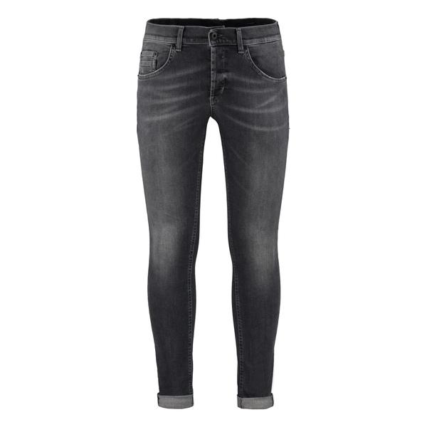 ドンダップ メンズ デニムパンツ ボトムス Dondup Ritchie Skinny Jeans grey