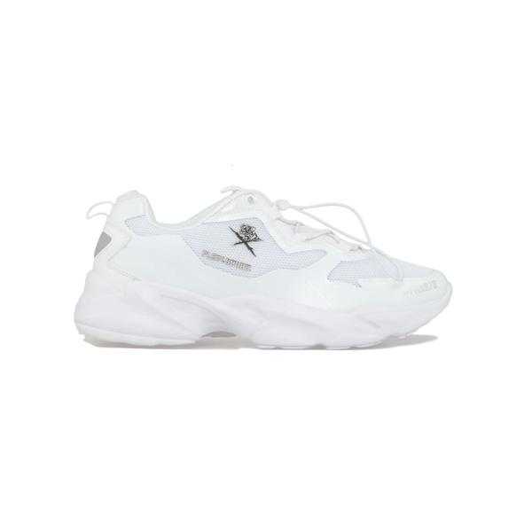 フィリッププレイン メンズ スニーカー シューズ Philipp Plein Sneaker Logos WHITE