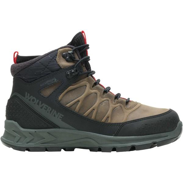 Wolverine メンズ シューズ ブーツ レインブーツ Gravel 全商品無料サイズ交換 特売 Shiftplus Boots Work 直輸入品激安 Polar Men's ウルヴァリン Range