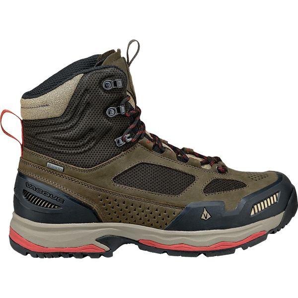 公式サイト Vasque メンズ シューズ ブーツ サービス レインブーツ Brown 全商品無料サイズ交換 Hiking Men's AT Shoes GTX Breeze バスク