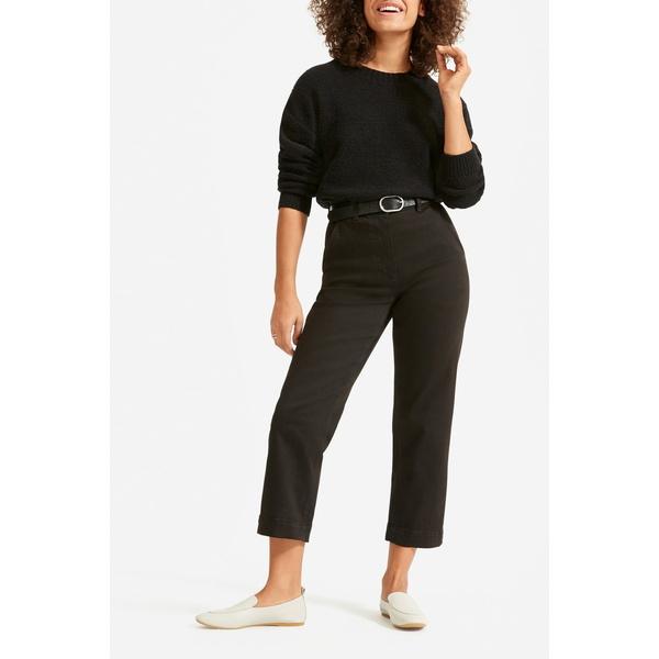 BLACK Blend The Wool Sweater Neck ニット&セーター アウター Teddy エバーレーン レディース Crew