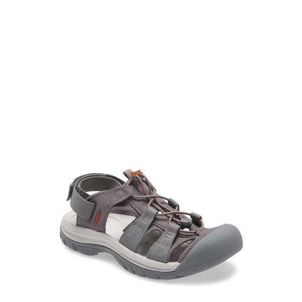 シューズ Sandal サンダル STEEL H2 キーン GREY/VAPOR Rapids メンズ