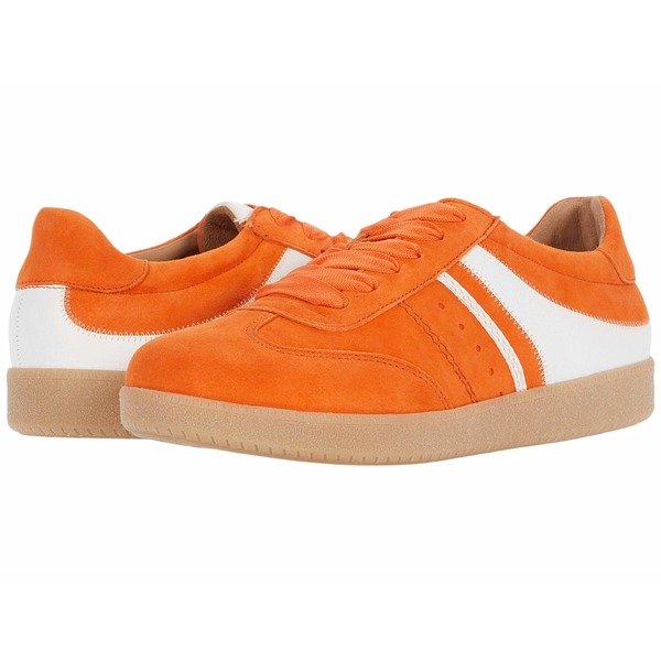 ガボール レディース スニーカー シューズ Gabor 43.300 Orange/Weiss