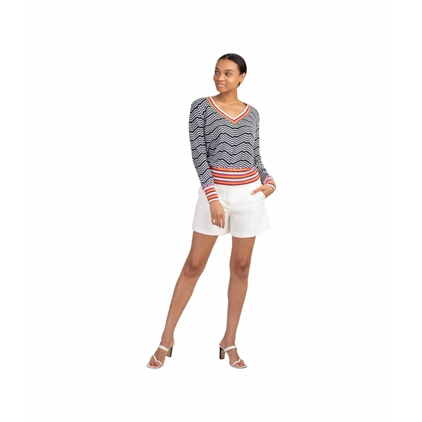 トリーナターク レディース ニット&セーター アウター Take Off Sweater Multi