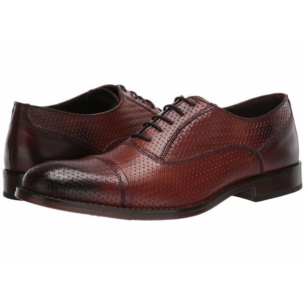 スティーブ マデン メンズ ドレスシューズ シューズ Mantel Oxford Tan Leather