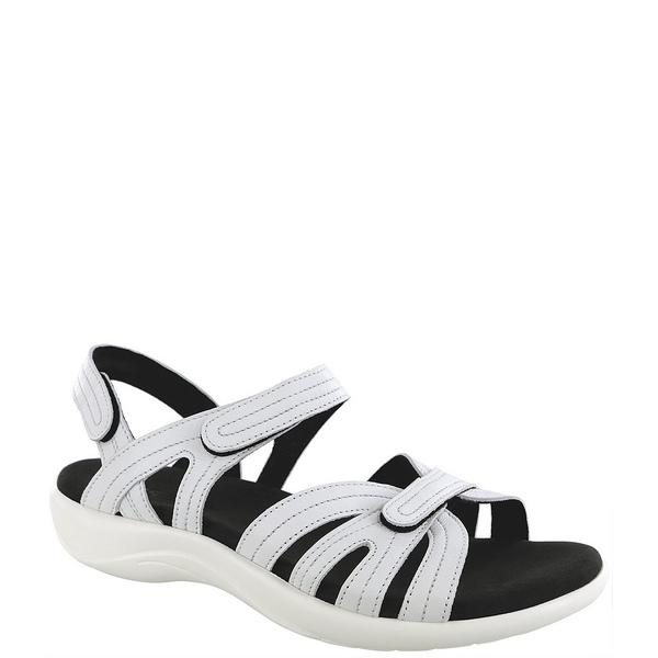 Strap Heel Sandals サンダル Chalk エスエーエス シューズ Leather Pier レディース