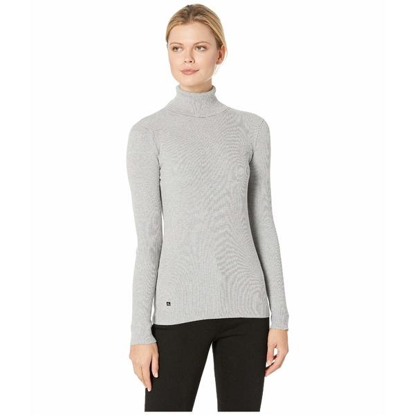 ラルフローレン レディース ニット&セーター アウター Turtleneck Sweater Pearl Grey Heather
