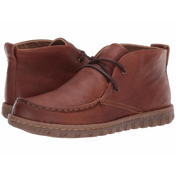 ボーン メンズ ブーツ&レインブーツ シューズ Glenwood Tan Full Grain Leather