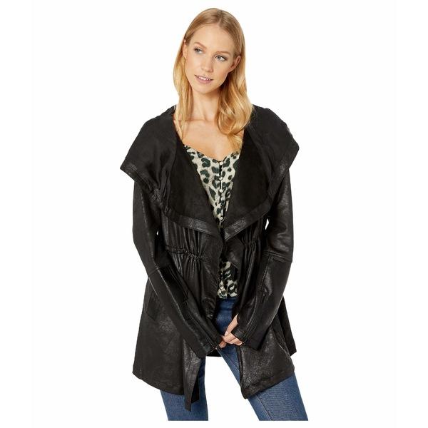 ブランノア レディース コート アウター Vintage Traveler Jacket Black