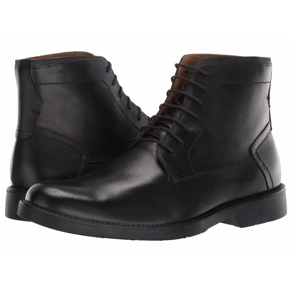 マッシモマッテエロ メンズ ブーツ&レインブーツ シューズ Plain Toe Boot Black
