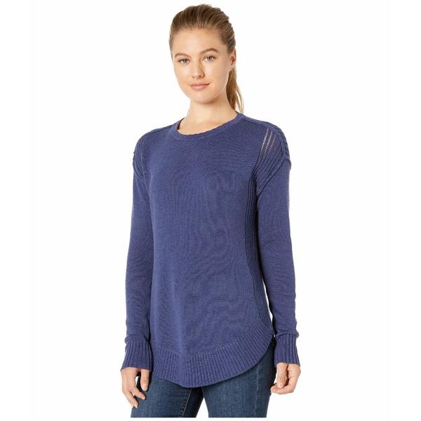 アベンチュラ レディース ニット&セーター アウター Callisto Sweater Navy Peony