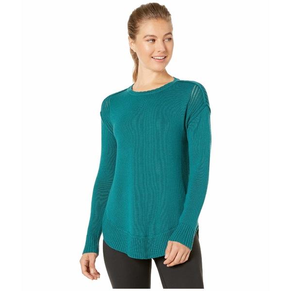 アベンチュラ レディース ニット&セーター アウター Callisto Sweater Quetzal Green