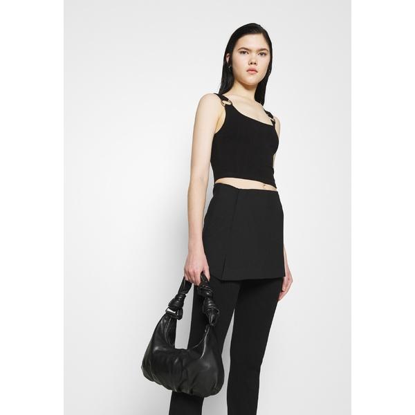 国内在庫 ウィークデイ レディース ボトムス スカート black 全商品無料サイズ交換 Mini vyjk0248 skirt 評判 SKIRT -