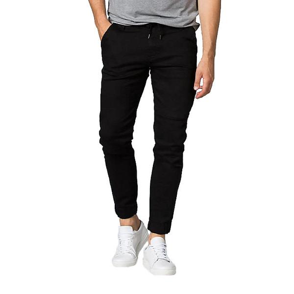 Sweat Men's Jogger Pant DU/ER ボトムス メンズ 2 DU/ER Black No カジュアルパンツ