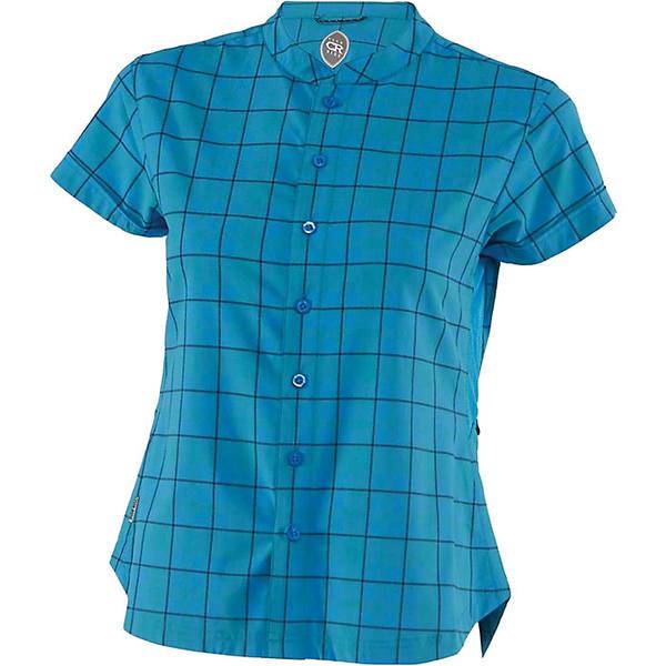 クラブライド レディース シャツ トップス Club Ride Women's Bella Vista Shirt Caribbean Blue