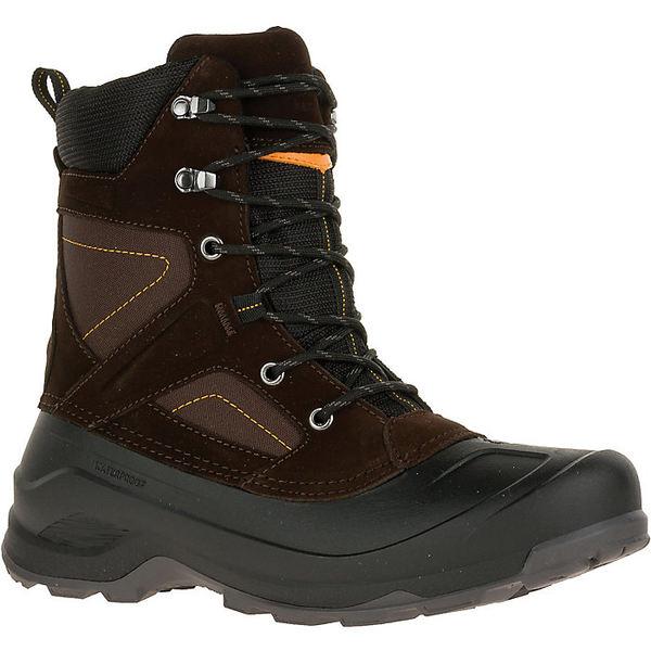 カミック メンズ ブーツ&レインブーツ シューズ Kamik Men's Norden Boot Dark Brown