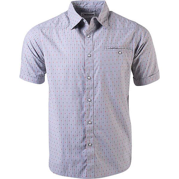 マウンテンカーキス メンズ シャツ トップス Mountain Khakis Men's EL Camino SS Shirt Smoke