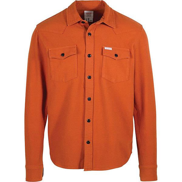 トポ・デザイン メンズ シャツ トップス Topo Designs Men's Mountain Shirt Clay