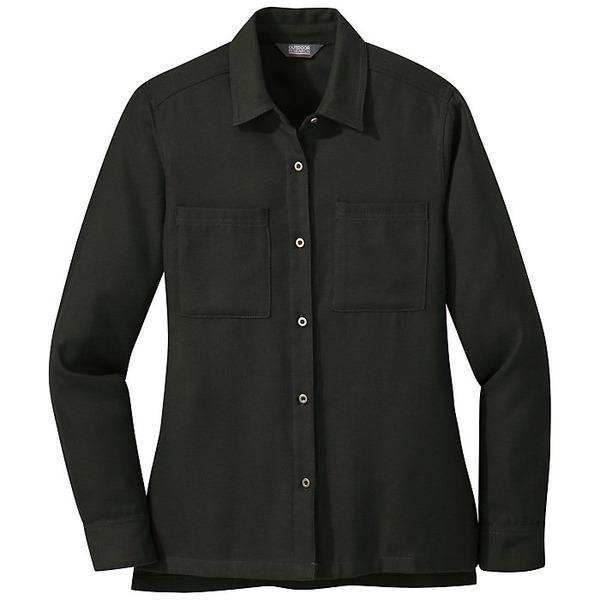 アウトドアリサーチ レディース シャツ トップス Outdoor Research Women's Feedback Flannel Shirt Forest