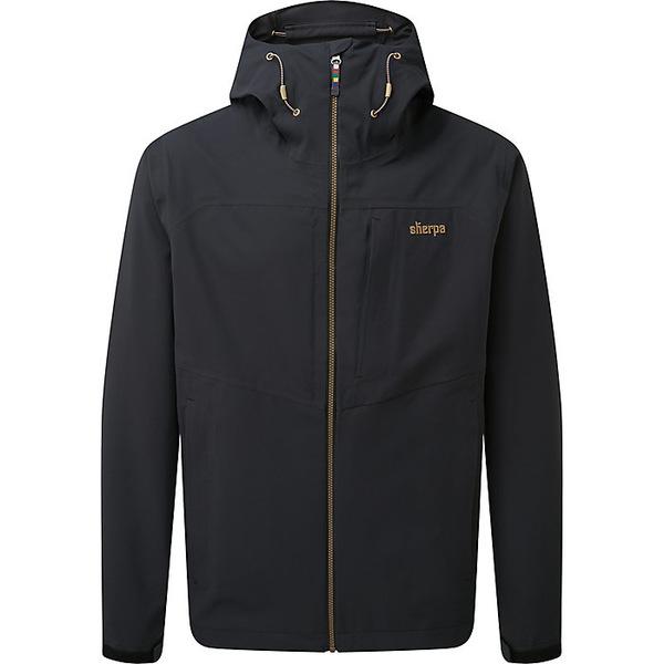 シャーパ メンズ ジャケット&ブルゾン アウター Sherpa Men's Pumori Jacket Black