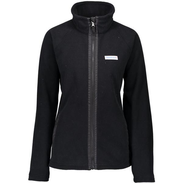 オバマイヤー レディース ジャケット&ブルゾン アウター Obermeyer Women's Jaden Fleece Jacket Black