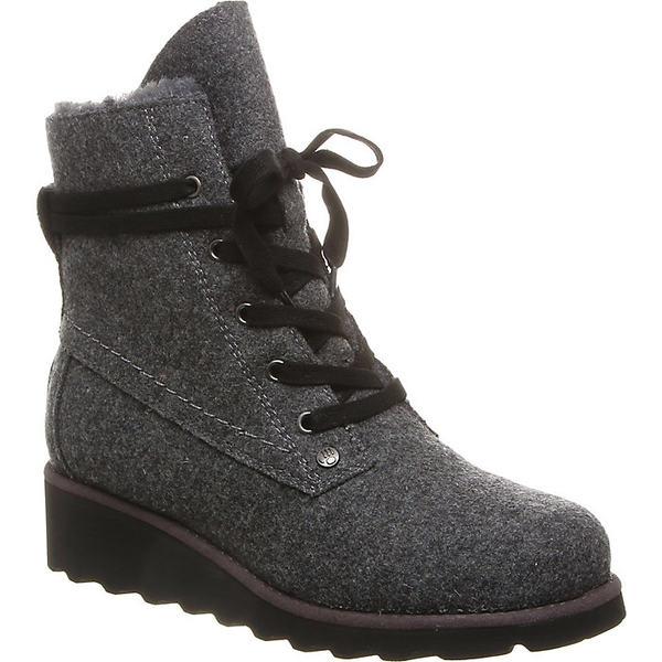 ベアパウ レディース ブーツ&レインブーツ シューズ Bearpaw Women's Krista Boot Gray II