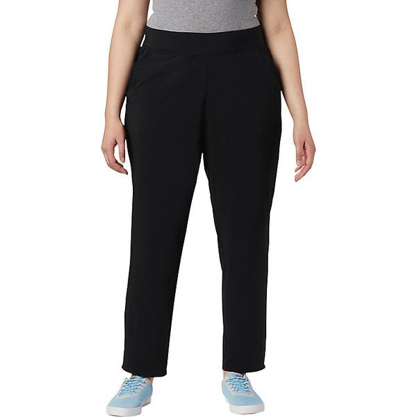 コロンビア レディース カジュアルパンツ ボトムス Columbia Women's Slack Water Woven Pant Black