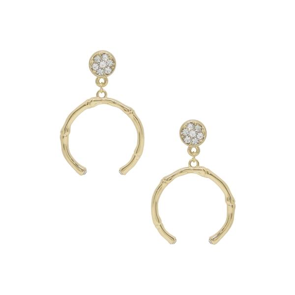 エティカ レディース ピアス&イヤリング アクセサリー Ettika Crescent Drop Earrings (Nordstrom Online Exclusive) Gold